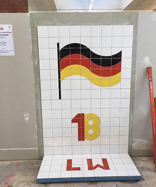 Werkstück Leistungswettbewerb des Deutschen Handwerks von unserem ehem. Azubi und jetzigen Gesellen